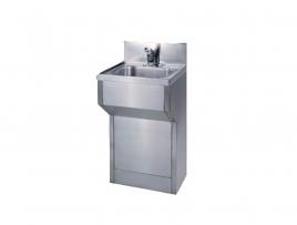 单槽自动洗手池