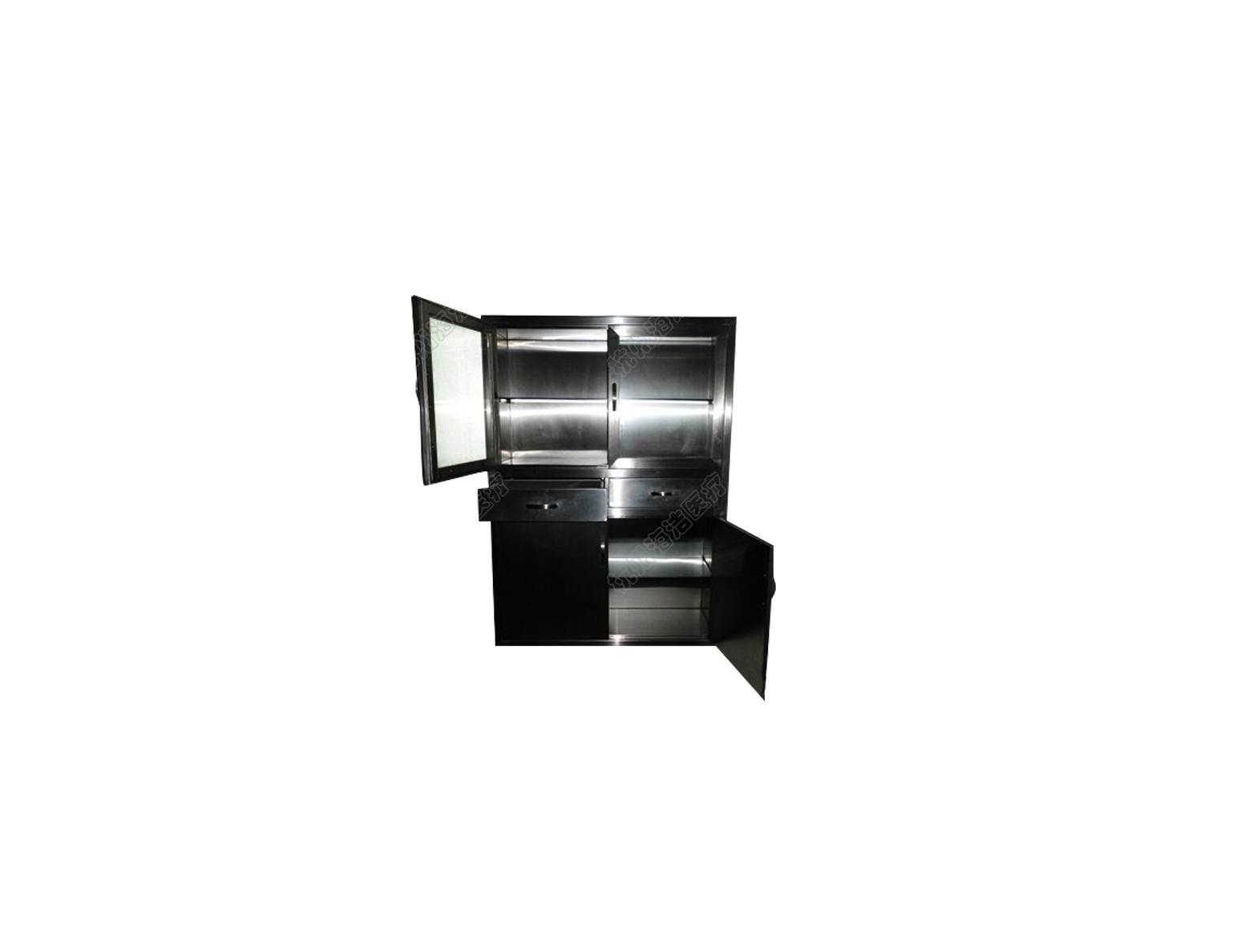嵌入式不锈钢药品柜